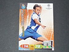 BELLUSCHI FC PORTO UEFA PANINI CARD FOOTBALL CHAMPIONS LEAGUE 2011 2012