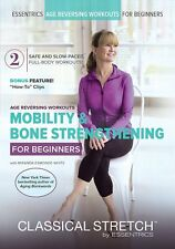 New Classical Stretch Age Reversing workout Mobility & Bone Strengthening DVD