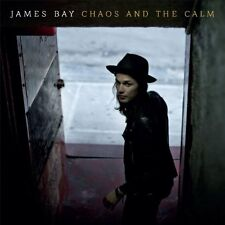 JAMES BAY CD - CHAOS AND THE CALM [2CD DELUXE EDITION](2016) - NEW UNOPENED