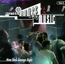 History of House Music, Vol. 2: New York Garage Style New CD