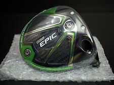 2017 Callaway Golf Epic Sub Zero 9* Driver Head Only & Fits Bertha XR Shafts NEW