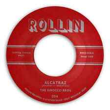 "SIROCCO BROS - ""ALCATRAZ"" b/w ""MEAN 'OL SKY"" - TWIN SPIN ROCKABILLY WINNERS!"