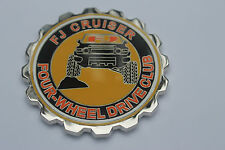 FJ Cruiser Trail Teams Club Badge 3M
