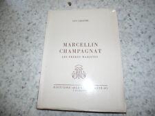 1939.Marcellin Champagnat.Les frères maristes.Chastel