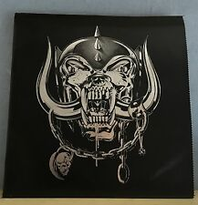 MOTORHEAD No Remorse 1984 UK Vinyl LP Record LEATHER SLEEVE Excellent Condition