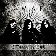 "SAMAEL ""A DECADE IN HELL THE COMPLETE CENTURY MEDIA YEARS"" 9 CD+2 DVD BOX NEU"