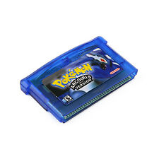 Pokemon ARCOIRIS Blue GBA NDS/NDSL/GBM/GBA SP For Nintendo Boy Console Game Card