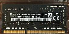4GB 1600MDDR3 1Rx8 Sodimm PC3L-12800S DDR3-1600 Apple iMac 27 Late 2014 i7 & i5
