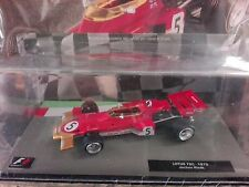 LOTUS 72C   JOCHEN RINDT  (1970)   FORMULA 1 AUTO COLLECTION #62