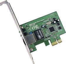 TP-Link Network Device TG-3468 1Port 10/100/1000Mbps Gigabit PCI-Express Network
