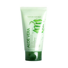 [NATURE REPUBLIC] Soothing & Moisture Aloe Vera Cleansing Gel Cream - 150ml(new)