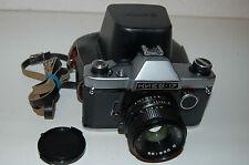 Kiev - 17 Vintage & MC Helios-SLR soviético 81N Lente Y Estuche. montaje de Nikon. (832432)