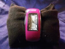 Woman's Quartz Cuff Watch **Nice** B30-Box