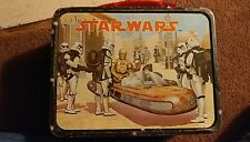 Star Wars Lunch Box (1977) - No Thermos