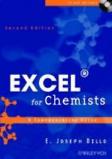 Excel for Chemists: A Comprehensive Guide (2nd Edition)