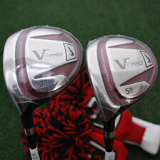 Nike Golf VR Pro Limited Edition Fairway -LEFT HAND- 3&5 Wood SET Regular - NEW