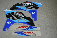 ONE INDUSTRIES DELTA  GRAPHICS YAMAHA  WR450F WRF450 2012 2013 2014 2015 2016