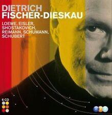 Dietrich Fischer-Dieskau sings Loewe, Eisler, Shostakovich, Reimann, Schumann, S