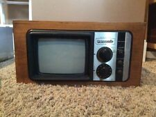 VINTAGE PANASONIC SOLID STATE TELEVISION SET