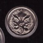 1990 Five Cent Coin - Uncirculated - Taken from Mint Set