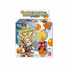 Dragon Ball Z Super QD Mascot Phone Strap Keychain Figure DBZ Bandai Blind Box