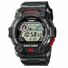 Casio G-SHOCK Gents Rescue G-7900-1ER 200m MOONPHASE TIDE Cronografo