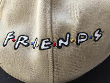 FRIENDS TV Show Series Baseball Hat Cap RARE Authentic Warner Bros Memorabilia