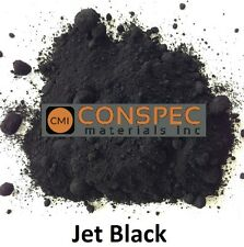 10 lbs JET BLACK Concrete Colors Pigment Dye Cement Powder Mortar Grout
