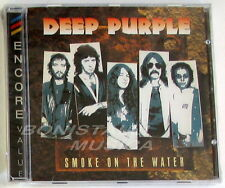 DEEP PURPLE - SMOKE ON THE WATER - CD Sigillato