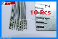 10 Pc High Speed PCB Drill Bit 3.5mm For Electronic Circuit PCB,HomeBrew DIY Kit