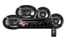 "Pioneer DXT-X2969UI DEH-X2900UI CD Player Receiver + 6.5"" & 6""x9"" Speakers Combo"