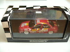 Minichamps STW '98 Alfa Romeo 156 Euroteam #20 N. Larini in Red on 1:43 in Box