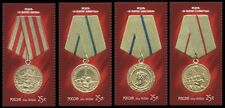 2014. Russia. State decorations.Medals of World War 2. MNH. Set