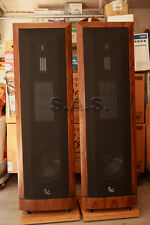 INFINITY IRS EPSILON SPEAKERS PAIR - ORIGINAL & IN PRISTINE SHAPE - S/Ns 189A/B