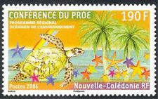 New Caledonia 2006 Turtle/Ocean/Nature/Wildlife/Animals/Conservation 1v (n16914)