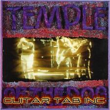 Temple of the Dog Guitar Tab Lesson on Disc Sound Garden Pearl Jam Chris Cornell