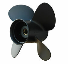 SOLAS Propeller Alu 4 - 10 1/10 x 12 für Evinrude Johnson 20; 25; 30 & 35 PS