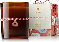 Thymes Gingerbread Candle 9.25 Ounce