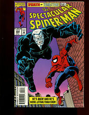 SPECTACULAR SPIDERMAN SET DEATH BY TOMBSTONE 204-206(8.0-9.4)3 ISSUES(sr011)