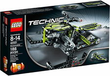 42021 SNOWMOBILE lego set LEGOS 2 in 1 snow bike SEALED NEW technic