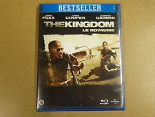 BLU-RAY / THE KINGDOM / LE ROYAUME ( JAMIE FOXX, CHRIS COOPER, JENNIFER GARNER )