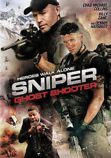 Sniper: Ghost Shooter USED VERY GOOD DVD