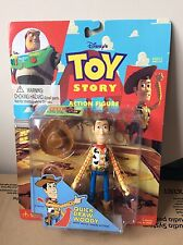 Rare Original Disney Toy Story Woody Action Figure Sealed