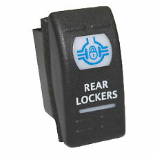 Rocker switch 231B 12 volt 16amp REAR LOCKERS ON OFF Tundra diff traction