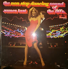 James Last ‎– The Non Stop Dancing Sound Of The 80's - LP