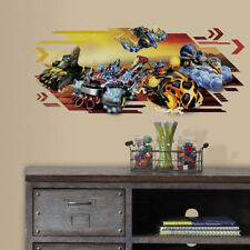 SKYLANDERS SUPERCHARGERS wall sticker 1 decal MURAL video game decor