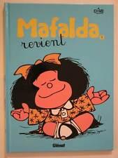 MAFALDA ** TOME 3 MAFALDA REVIENT  ** REED  NEUF QUINO