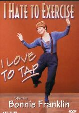 I Hate to Exercise, I Love to Tap (2004, REGION 0 DVD New)