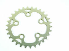 Willow 30T chainring 74 BCD made in the USA Vintage Bcycle Rivendell G NOS
