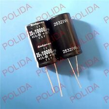1PCS Electrolytic Capacitor Rubycon size: 22*40mm 10000UF35V / 35V10000UF